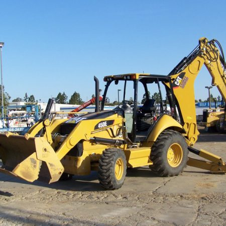 Wheel Backhoes Attachments