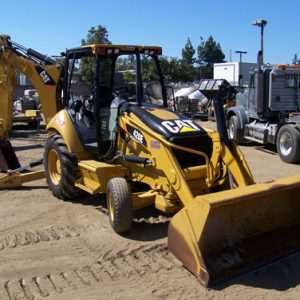 Wheel Backhoes