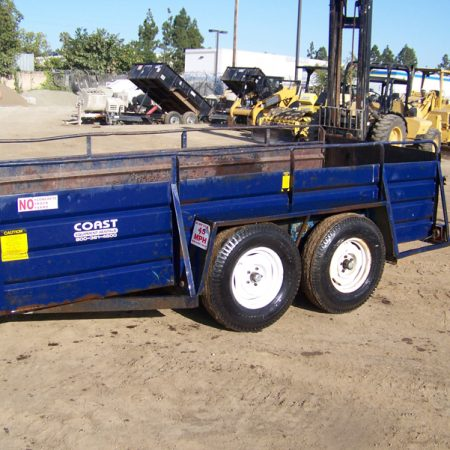Moving Equipment & Trailers